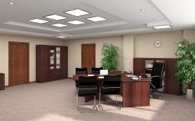 Кабинет директора вид 2